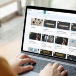 The eDEAF online learning platform