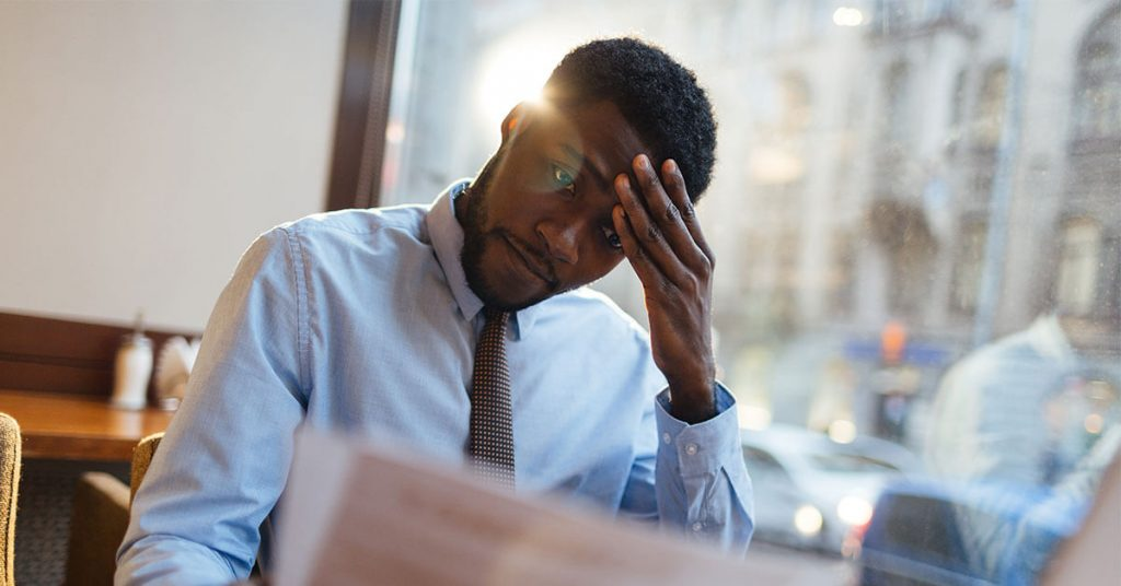 Five tips for dealing with unhealthy stress
